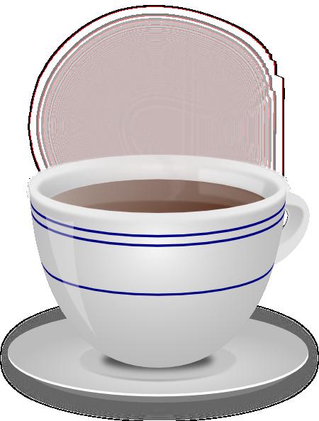 Hot Beverage Clip Art At Clker Com Vector Clip Art
