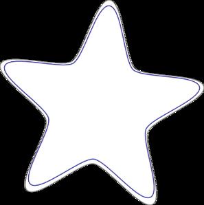 Starfish Clip Art Outline http://www.clker.com/clipart-star-31.html