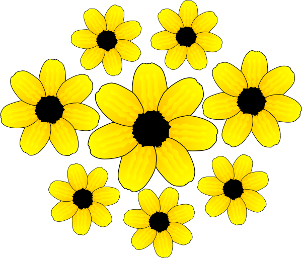 flower leaf clipart - photo #13