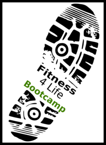 Fitness 4 Life Bootcamp Clip Art