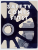 Safety Comes First Clip Art