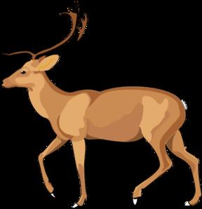 antelope clip art at clker com vector clip art online royalty rh clker com antelope running clipart sable antelope clipart