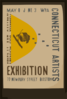 Exhibition Wpa Connecticut Artists. Clip Art