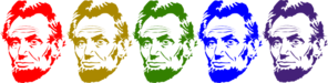 Rainbow Lincoln Clip Art