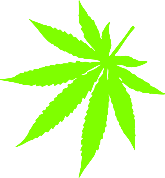 Pot Leaf Outline Downloads