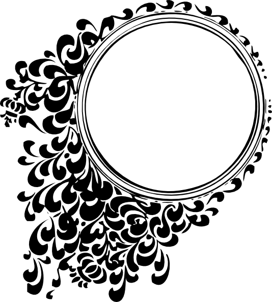 Circle Border Design Png Vector Circle Design Png