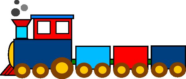 vector clipart train - photo #43