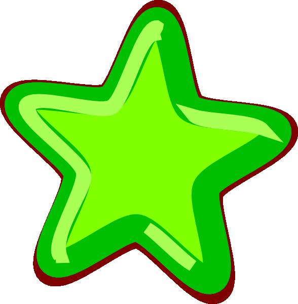 green star clip art at clker com vector clip art online royalty rh clker com Red Star Clip Art Orange Star Clip Art