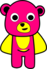 Bright Bear Part 2 Clip Art