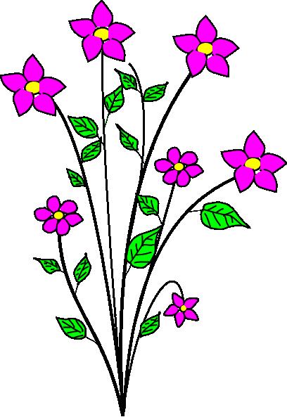 bing free clip art flowers - photo #21