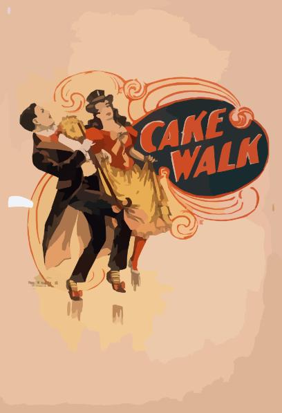 Cake Walk Clip Art at Clker.com - vector clip art online ...