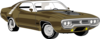 Seventies Car Clip Art