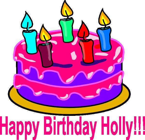 Dinosaur Cake Happy Birthday Holly
