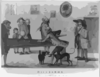 Billiards  / H. Bunbury, Esqr., Delt. ; Watson & Dickinson, Excudt. Clip Art