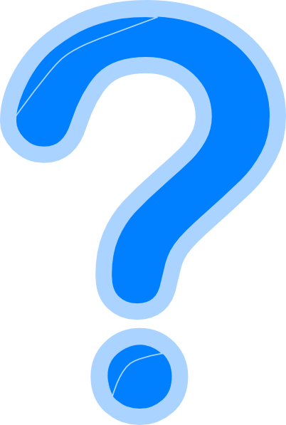 Question Mark Symbol For Business Presentation Clip Art at ...
