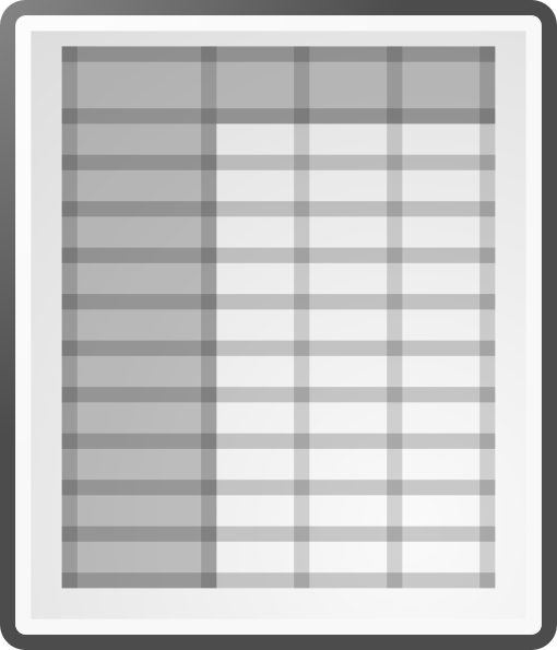 Printable Blank Spreadsheet Templates | Search Results | Calendar 2015