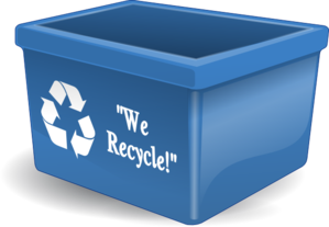 Recycling Box Clip Art