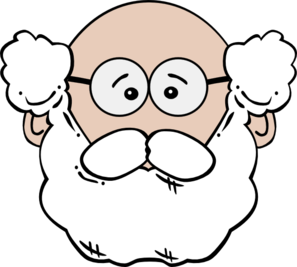 Madly 08 25 2012 clipart Man With Beard Clipart