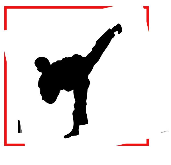 tkd fighter clip art at clker com vector clip art online royalty rh clker com