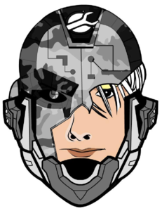 Science Fiction Face Clip Art