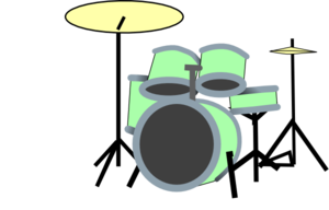 Drum Mini Clip Art