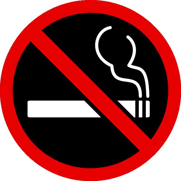 free clipart no smoking symbol - photo #21