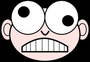 crazy nerd clip art at clker com vector clip art online royalty rh clker com  funny clipart crazy face