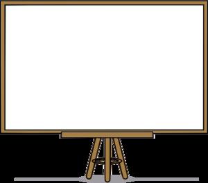 White Board Clip Art at Clker.com - vector clip art online, royalty ...