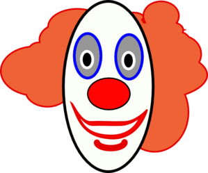 Clown  Clip Art