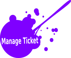 Manage Ticket Clip Art