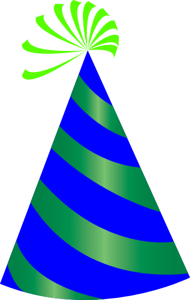 Clip Art Party Hat Clipart party hat clip art at clker com vector online royalty download this image as