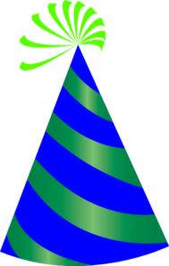 Party Hat Clip Art