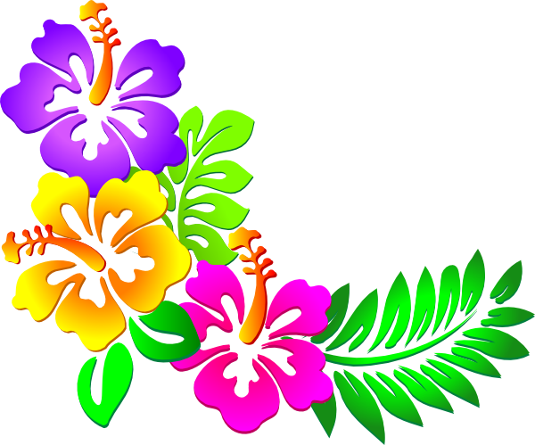 free clip art hawaiian christmas - photo #37