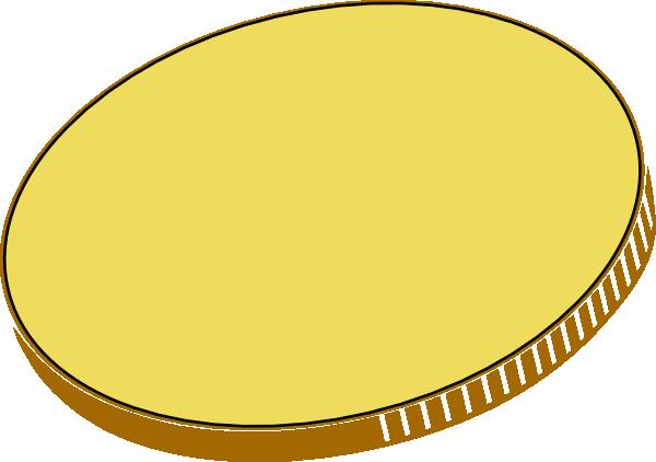 Totetude Gold Coin Cli...