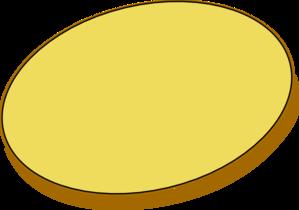 Totetude Gold Coin Clip Art at Clker.com - vector clip art ...