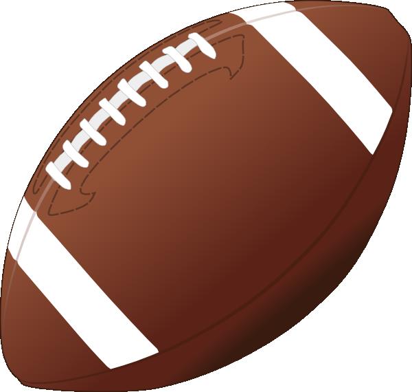 american football clip art at clkercom vector clip art