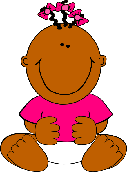 Baby Girl Animation Download this image as: