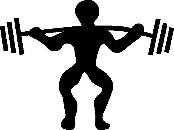 Weightliftingclipart Clip Art at Clker.com - vector clip ...