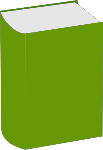 Cookbook With Green Cover : Blank book cover png imgkid the image kid has it