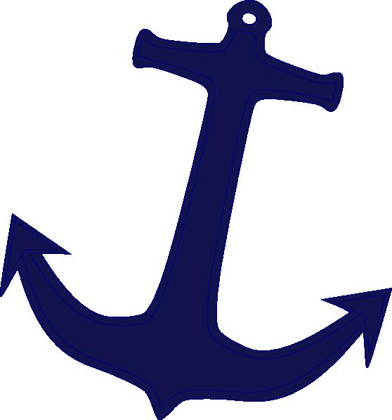 Anchor Clip Art at Clker.com - vector clip art online, royalty free ...