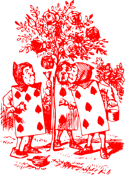 Red Queen Of Hearts Clip Art At Clker Com Vector Clip