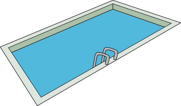 Swimming Pool Clip Art : Swimming pool clip art at clker vector
