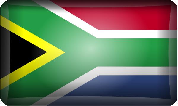 South African Flag Clip Art at Clker.com - vector clip art online ...