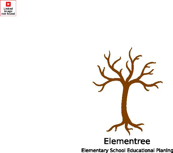 handprint tree clip art at clker com vector clip art online