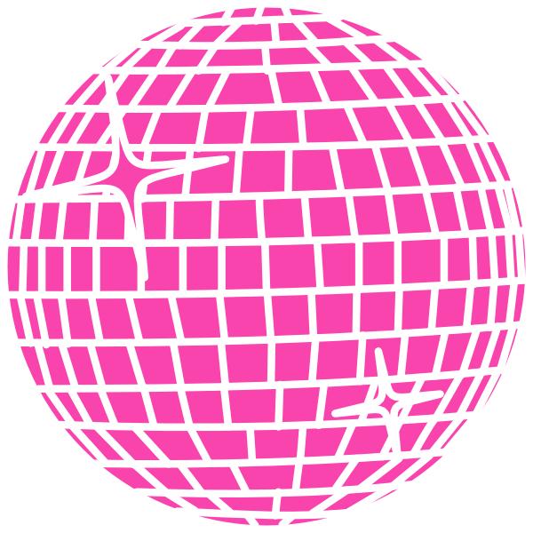 snow disco ball 100 clip art at clker com vector clip art online rh clker com disco ball clipart black and white