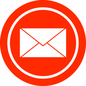Image result for email red png