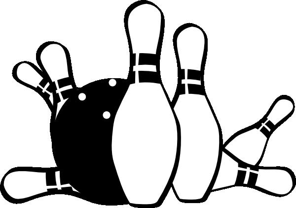 striking clip art at clker com vector clip art online royalty rh clker com bowling clip art borders bowling clipart black and white