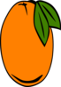 Orange Jeruk Clip Art