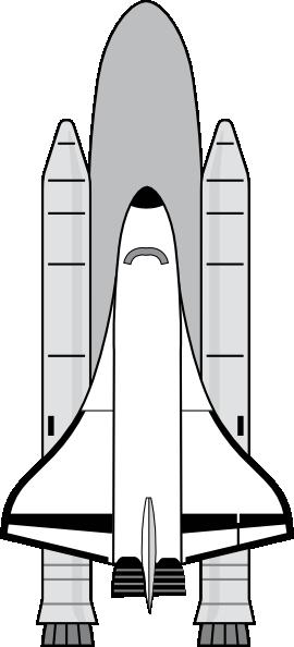 nasa rockets clip art - photo #9