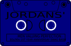 Mvp 80s Party Jordan Clip Art